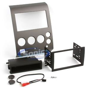 Metra 956522B Double DIN Stereo Install Dash Kit for