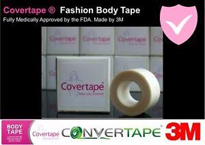 3M-Double-Sided-Fashion-Modesty-Tape-Tit-Toupee-Boob-Wig-Clear-Dress-Body-Secret