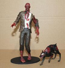 Resident evil Crimson Head Zombie with Dog Hund Action Figure Figur Neca