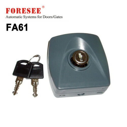 Foresee Wireless manual switch for sliding gate opener garage door wall switch