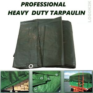 Professional-Tarpaulin-Heavy-Duty-Waterproof-Cover-Tarp-Ground-Sheet-Few-Sizes