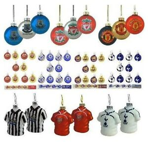 Official-Football-Club-CHRISTMAS-Xmas-TREE-BAUBLES-Decorations