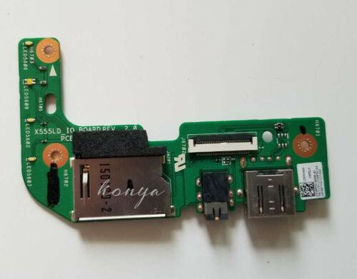 For ASUS K555 R556L X555LD VM590L X553M Y583LD X555LN W519L F555L USB Board