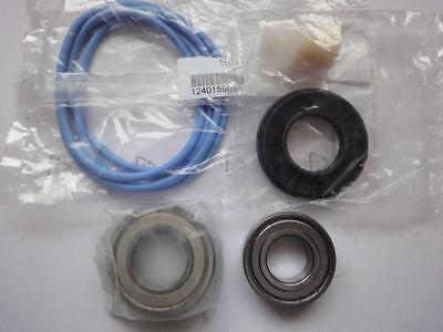 KIT CUSCINETTO AEG well bu03.1 6206+6207+ Electrol