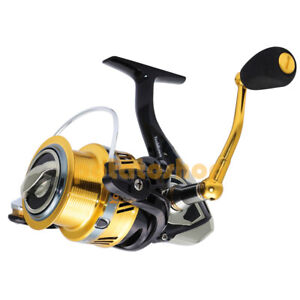 Yoshikawa-Spinning-Reel-Shallow-Spool-Surf-Fishing-11BB-6-6-1-Speed-Saltwater