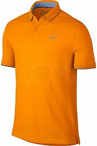 Nike-Homme-Golf-Tour-Performance-Tr-Sec-Delave-Polo-Epargner-50-Large-2XL-XXL