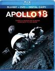 Apollo 18 0013132321899 With Warren Christie Blu-ray Region a