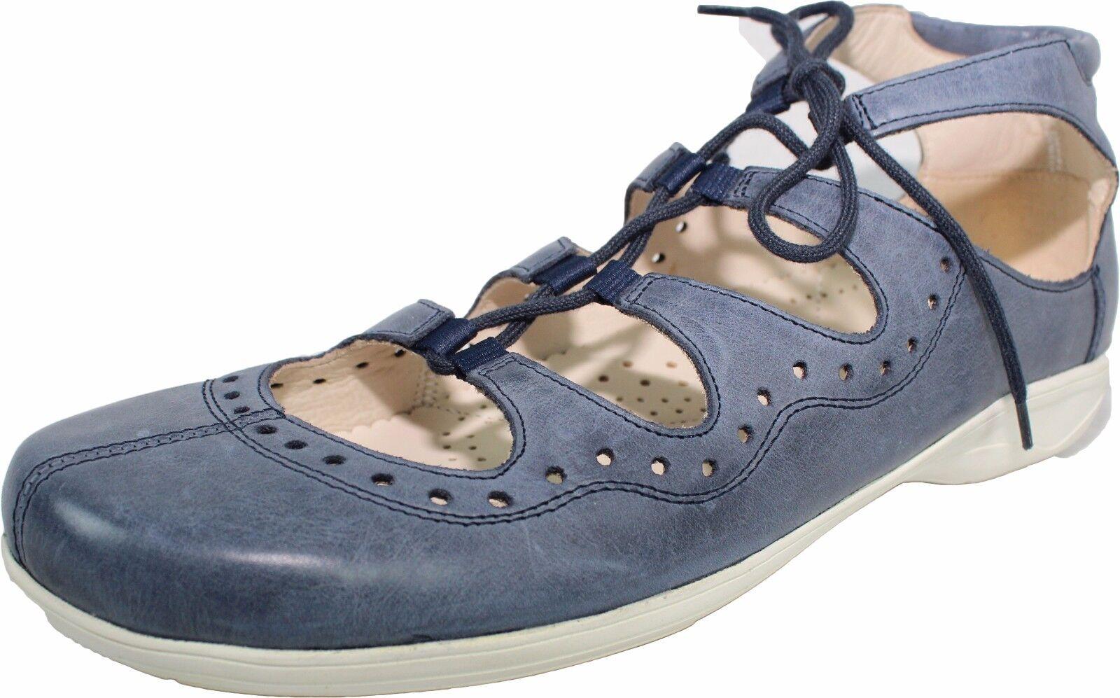 Oso zapato madlene señora sandalias azul