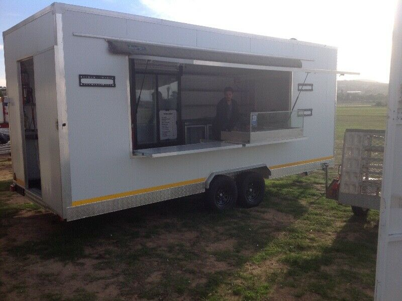 CUSTOM FOOD TRUCK / TRAILERS FROM R49500