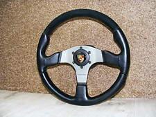 Sportlenkrad Lederlenkrad Momo D35 350mm Nabe Porsche 964 944 944S2 924 968 CS