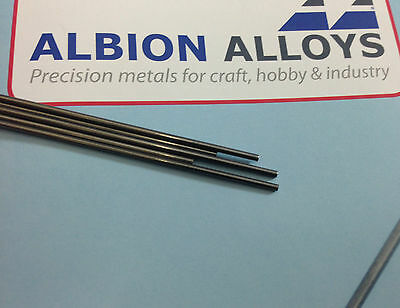 FINEST POLISHED /'ROSLAU/' PIANO WIRE-234 Sizes from 1 metre to 12 metre lengths
