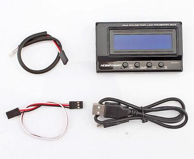 Program Card For Tsky 120A Brushless Rc Car Esc