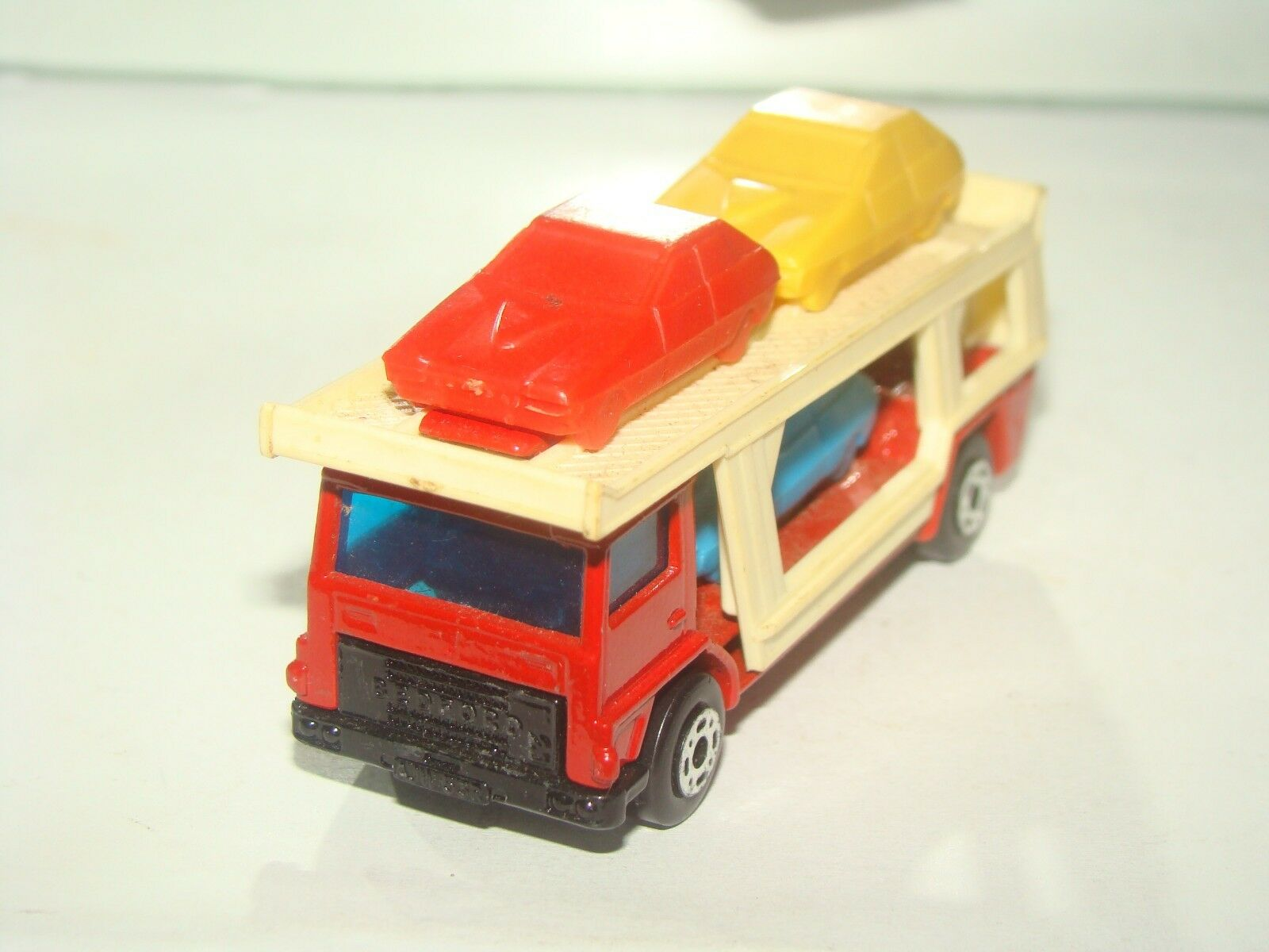 Imbrima inbrima Matchbox No.11 coche transporter B032