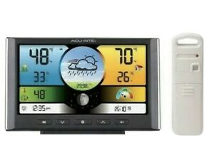 Chaney-Instruments-Digital-Weather-Station-Weather-Clock-with-Color-Display