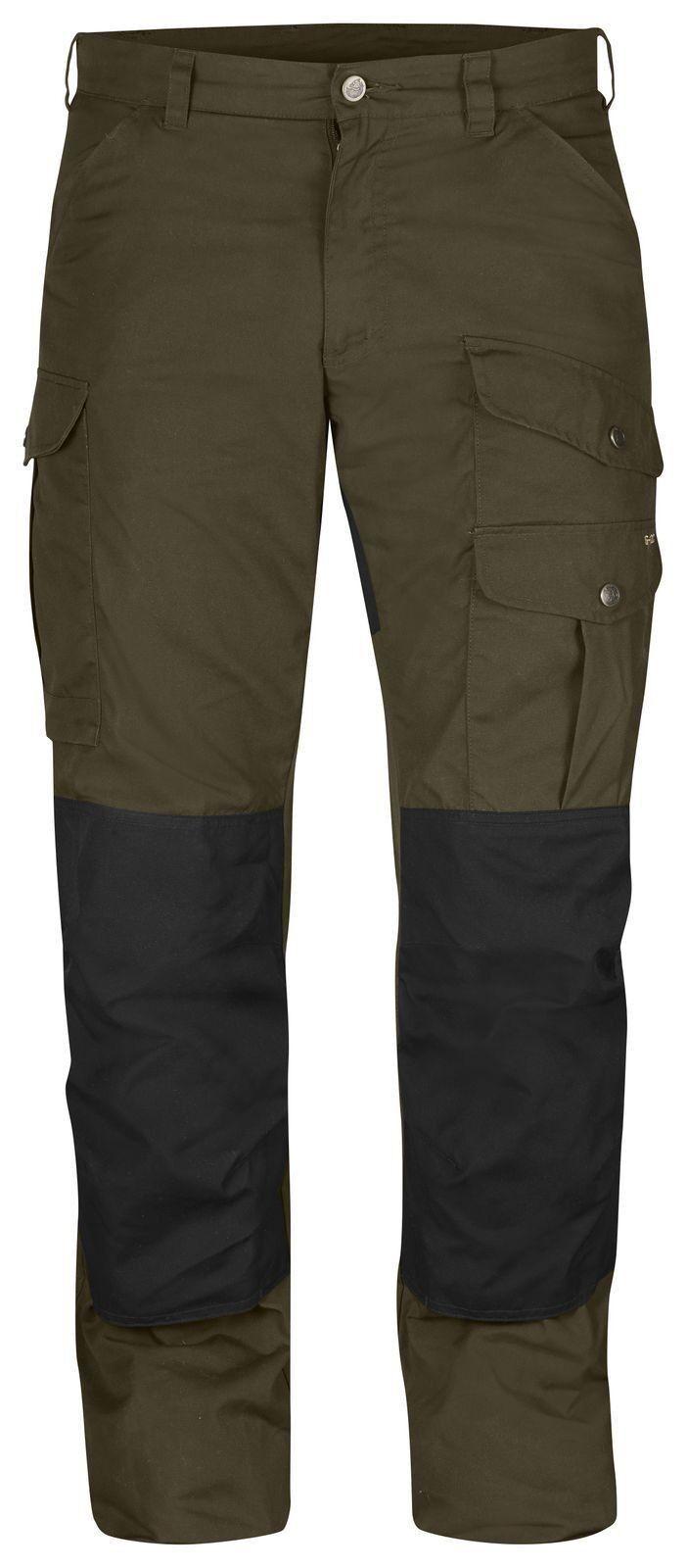 Scendendo Räven Barents Pro inverno all'apertohose Trekre Pantaloni 81144 tg. 46 Dark Olive