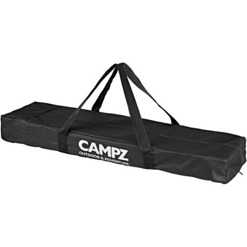 Campz Beech Wood rolling table 90x60x53cm Marron 2019 Table de camping table