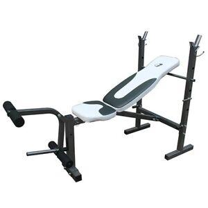 Panca-pesi-Regolabile-Multiposizione-bench-560-porta-bilanciere-richiudibile