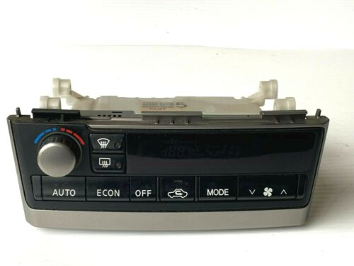 2002 2003 Nissan Maxima A//C Heater Climate Control Unit P 27500 6Y302 OEM !