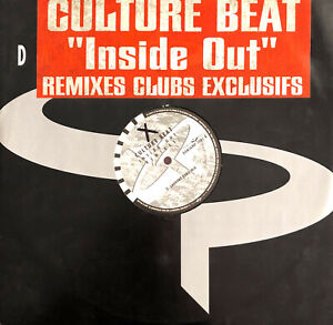 Culture-Beat-12-034-Inside-Out-Remixes-Holland-VG-EX