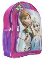 Fast Forward Disney Frozen Anna & Elsa Sisters Forever Backpack