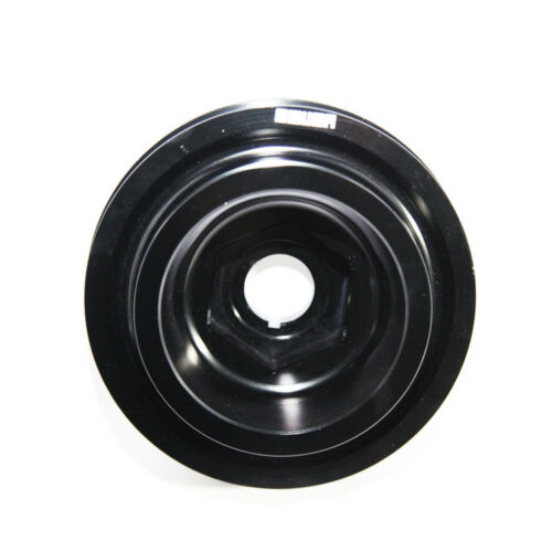 BLACK Crank Pulley for B SERIES ONLY 88-00 Civic B 88-91 CRX 93-97 Del Sol