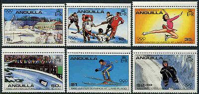Anguilla 373-378 * * Olympiade (3916i) Katalognummern Nach Michel-katalog, Erhal MöChten Sie Einheimische Chinesische Produkte Kaufen?