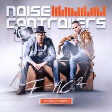 Noisecontrollers - E=nc2/the Science of Hardstyle - CD