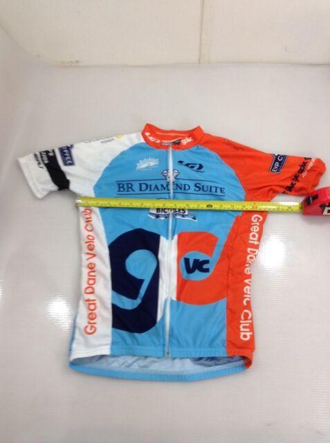 Louis Garneau Mens Size Xs X Small Cycling Jersey (5700-16) f848b2013