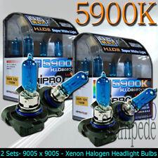 2004 2005 2006 GMC YUKON DENALI XENON HID HEADLIGHT BULBS - LOW & HIGH BEAM