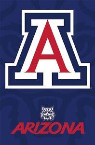 ARIZONA-WILDCATS-LOGO-22x34-POSTER-NCAA-University-College-NEW-ROLLED