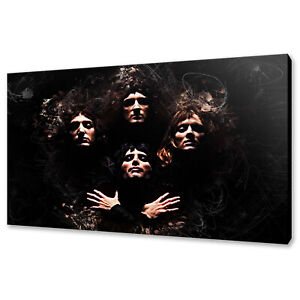 Queen canvas print picture wall art modern home design free fast delivery