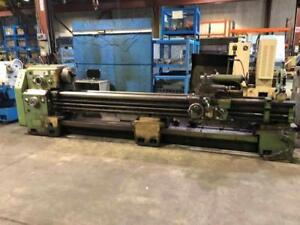 POSTISJE 24x125 gap bed engine lathe Canada Preview