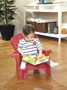 Wondrous Details About Kids Adirondack Chair Baby Kid Child Indoor Outdoor Patio Yard Furniture Red Andrewgaddart Wooden Chair Designs For Living Room Andrewgaddartcom