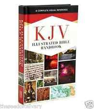 KJV Illustrated Bible Handbook (Hardcover) BRAND NEW!!!