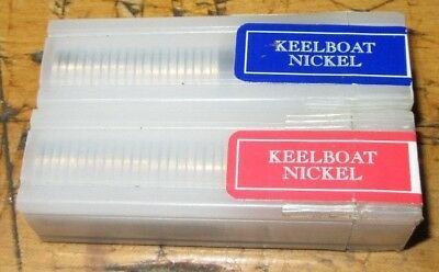 2004 P /& D Westward Journey KeelBoat US Mint Wrapped Rolls☆☆Uncirculated☆☆