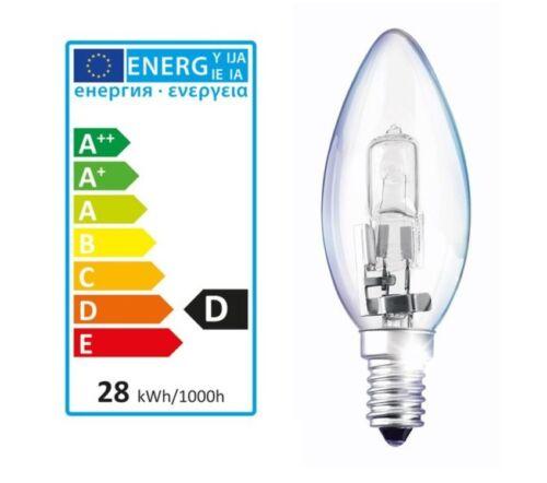 Ampoules halogènes e27-Ampoule//e14-bougie//gu10//mr16 réflecteur//CLAIR//warmweiss