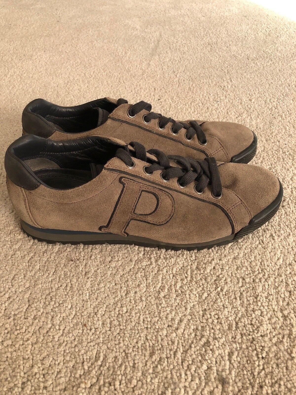 PRADA mens shoes,size - UK 8.5 ; EU 42