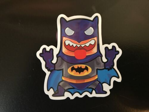 DC Batman Car Laptop Phone Decal Sticker Weather Proof Brand New Fast Shipping