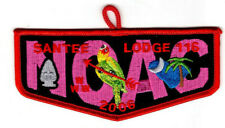 CC100 #116 Santee Lodge Flap S2 Old Ordeal Without 1964-1975 Issue