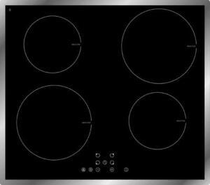 Induktionskochfeld-60cm-AUTARK-Edelstahlrahmen-Glaskeramik-Timer-Touch-230V-400V