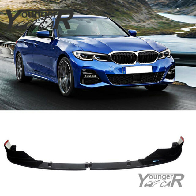 For 2019 2020 BMW 3 Series G20 G28 330i Bumper Front Lip