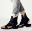 Womens-Vitnage-Open-Toe-Punk-Retro-Sheep-Leather-Sandals-Boot-Suede-Shoes-Zip thumbnail 14