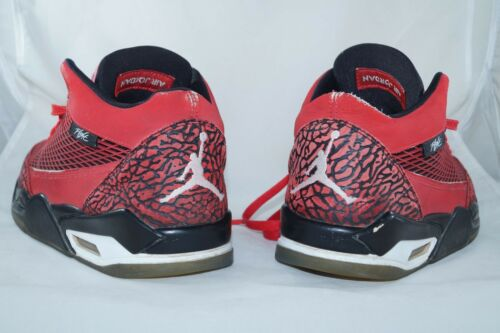 huge discount de1f8 58468 4 sur 8 Air Jordan Flight Club 80´s EU 44 US 10 Rot Basketball High Tops  599583