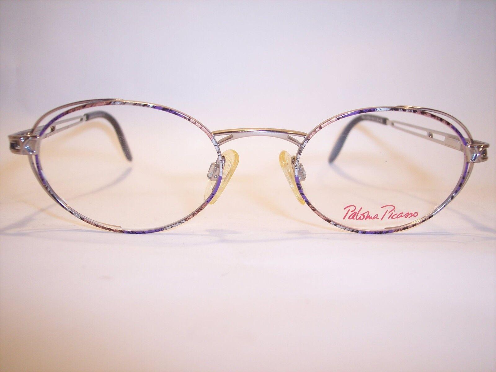 Damen-Brille Eyeglasses Lunettes by PALOMA PALOMA PALOMA PICASSO 100%Vintage Original 90'er | Neue Produkte im Jahr 2019  | Kaufen Sie beruhigt und glücklich spielen  | Elegantes Aussehen  35a8e8