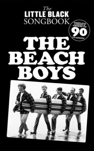 The Beach Boys The Little Black Songbook Sheet Music The Little Black  014037656