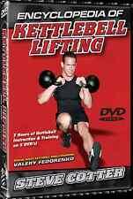 Steve Cotter Encyclopedia of Kettlebells Series 1 DVDs!
