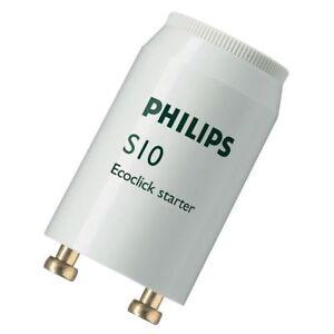 Philips S10 Fluorescent Tube Starter 4-65W (=FSU) Ecoclick Choke ...