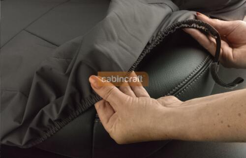 Fendt Tractor Cabincraft Heavy Duty Tough Waterproof Seat Cover Black