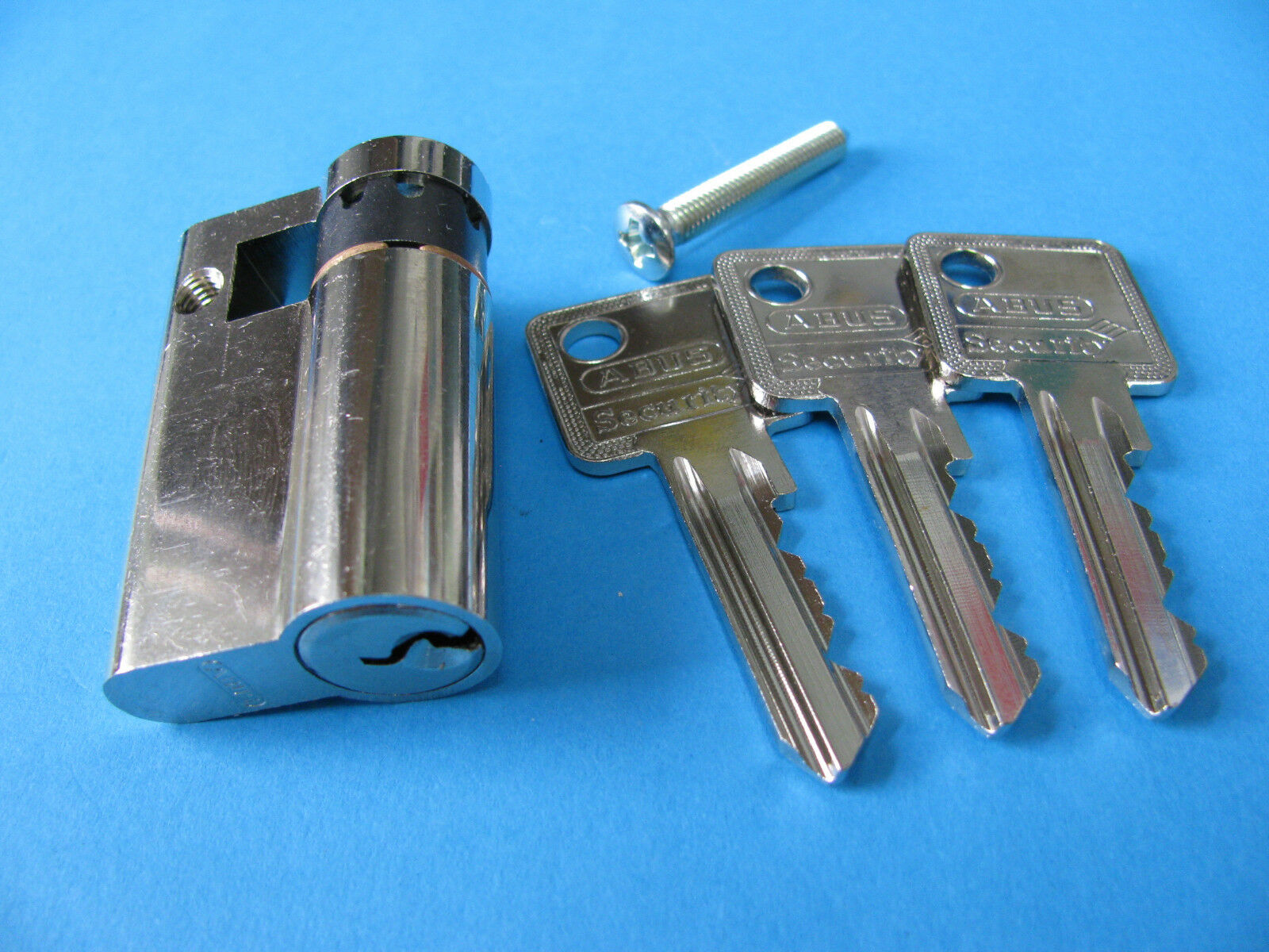 Abus Profilzylinder C73 C95 N+G gleichschliessend Lagerschliessung L/änge:40//50