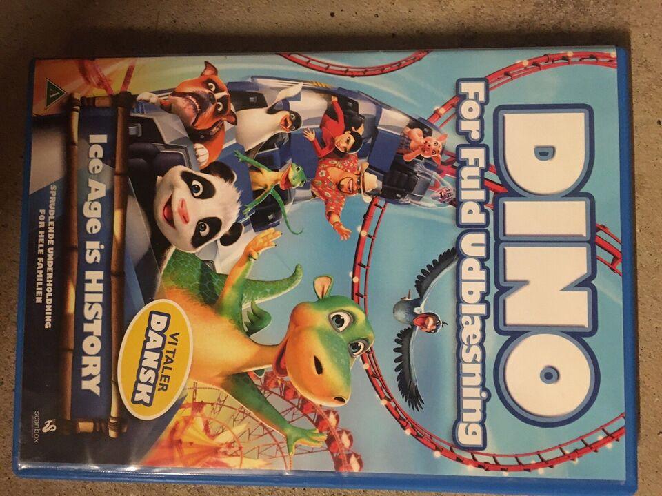 Dino 1+2 , DVD, animation